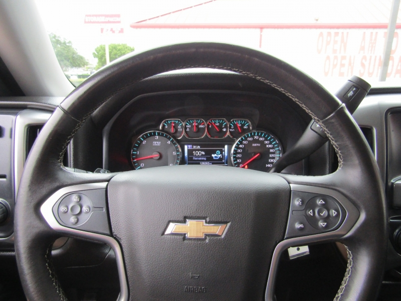 Chevrolet Silverado 1500 2017 price $25,650