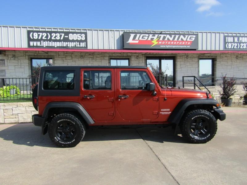 Jeep Wrangler Unlimited 2014 price $26,950