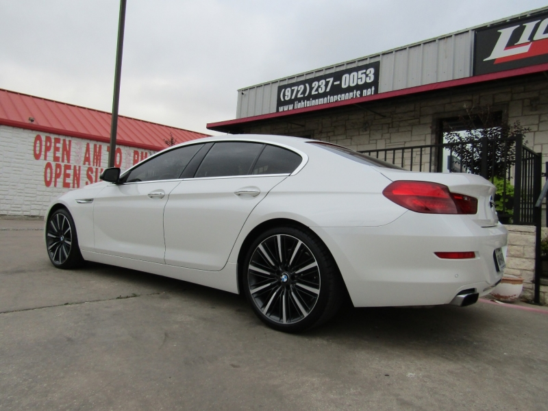 BMW 6-Series 2016 price $38,995