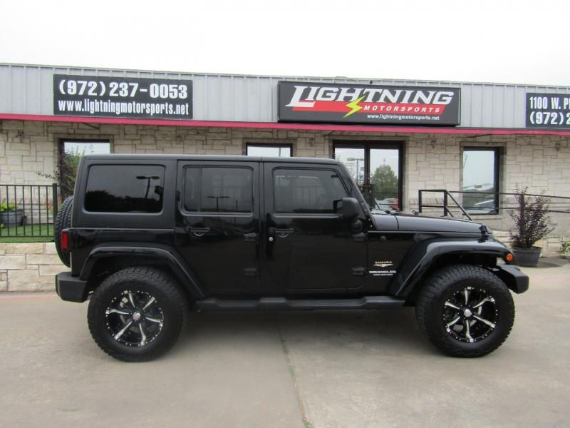 Jeep Wrangler Unlimited 2012 price $19,850