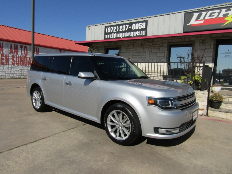 Ford Flex 2016 price $16,950