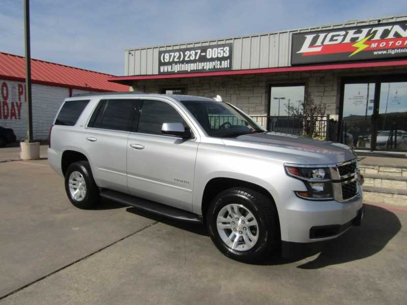 Chevrolet Tahoe 2016 price $29,950