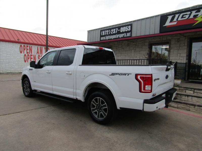Ford F-150 2016 price $25,850