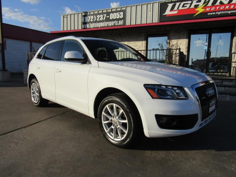 Audi Q5 2012 price $10,950