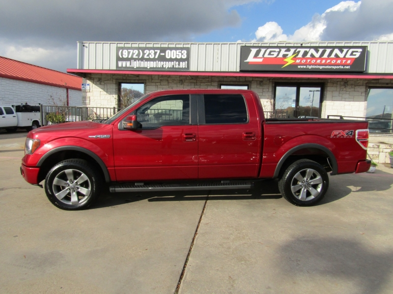 Ford F-150 2013 price $23,850