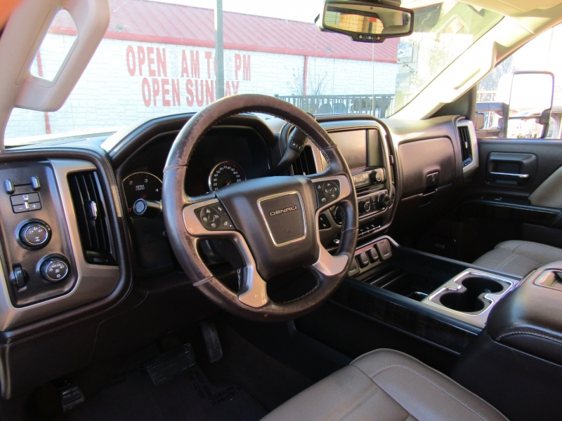 GMC Sierra 3500HD 2015 price $39,850