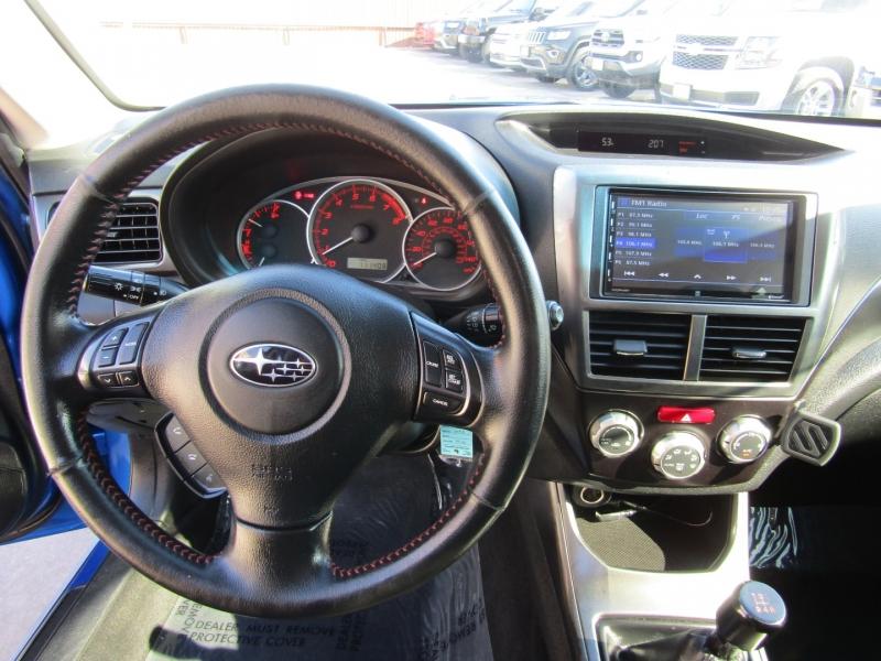 Subaru Impreza Sedan WRX 2013 price $14,950