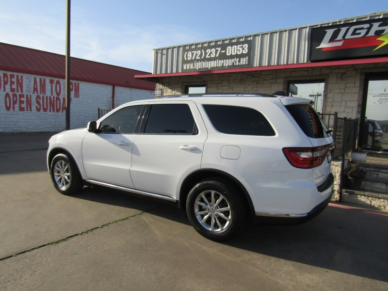 Dodge Durango 2018 price $23,950
