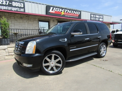 Used Cadillac Escalade Grand Prairie Tx