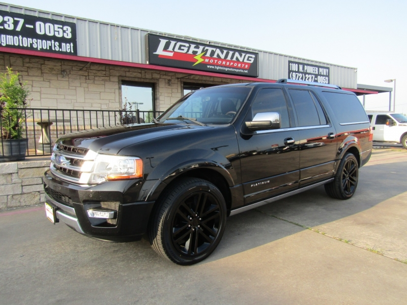 Ford Expedition EL 2015 price $30,950