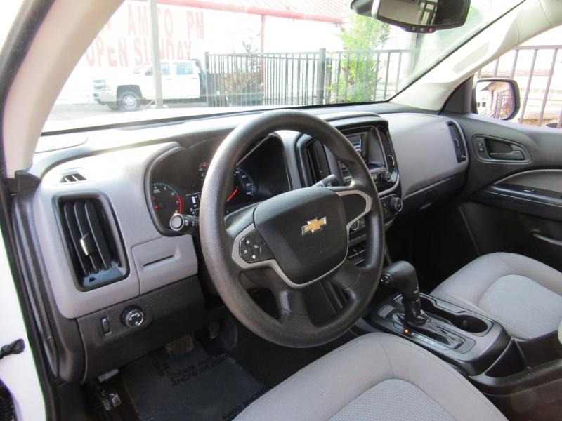 Chevrolet Colorado 2015 price $15,850