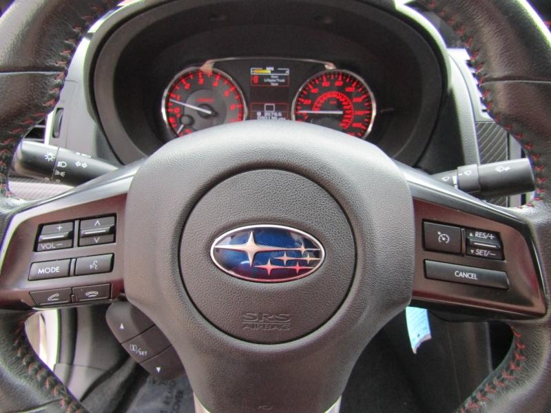 Subaru WRX 2015 price $19,950