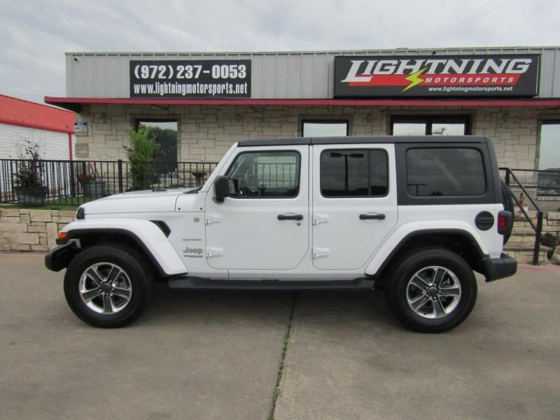 Jeep Wrangler Unlimited 2020 price $40,950