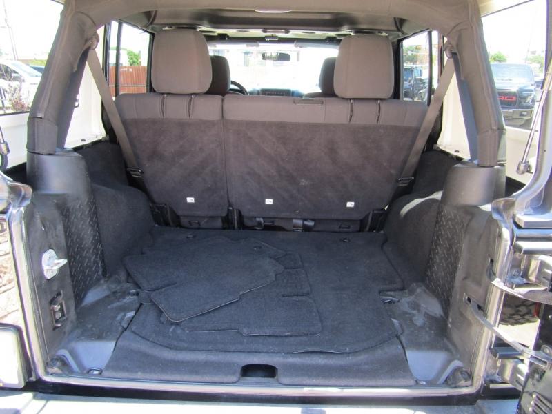 Jeep Wrangler Unlimited 2012 price $22,850