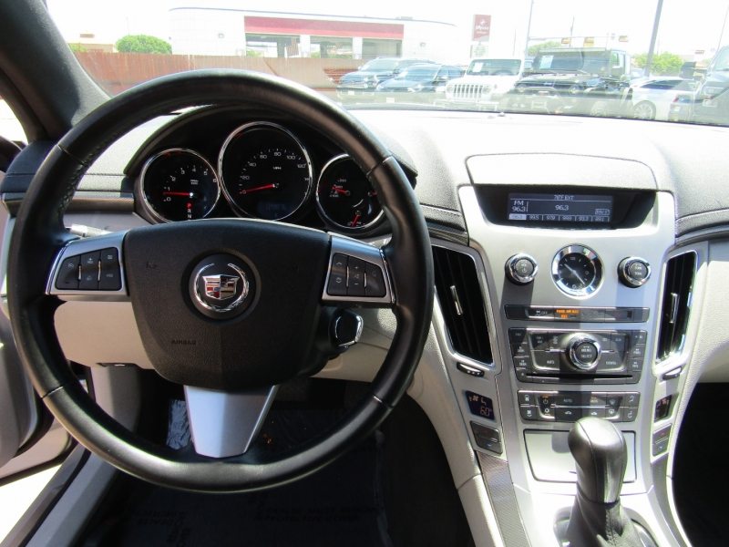 Cadillac CTS Coupe 2012 price $14,950