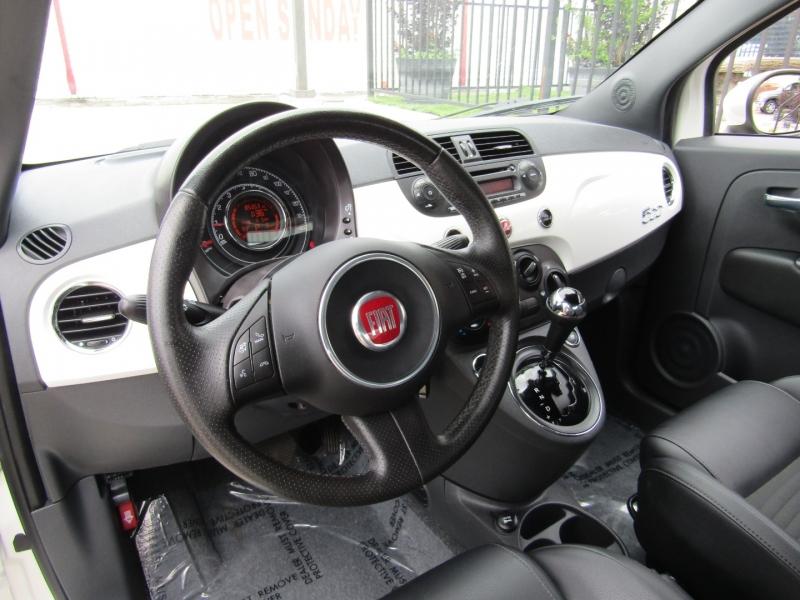 Fiat 500 2014 price $9,850