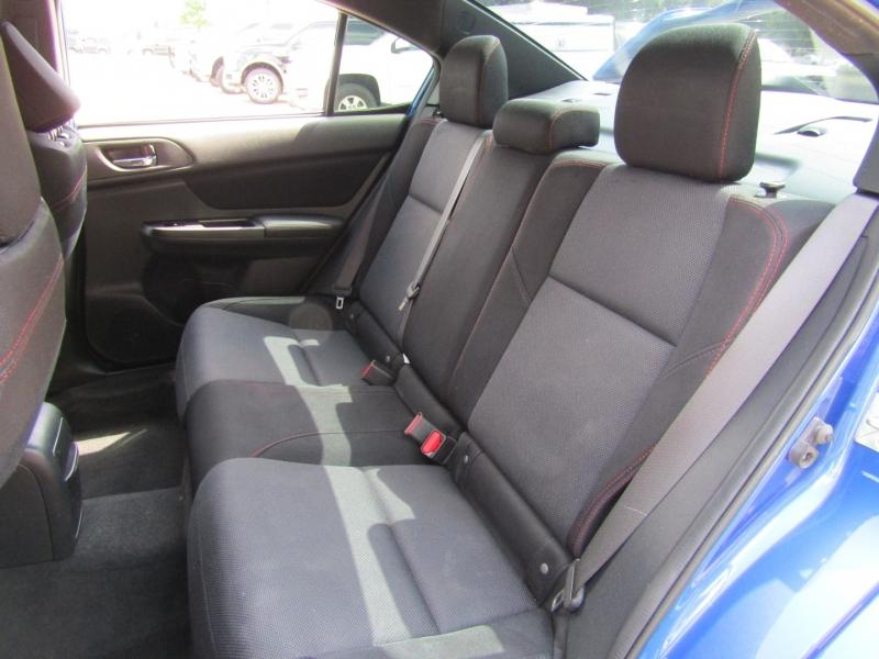 Subaru WRX 2015 price $24,950