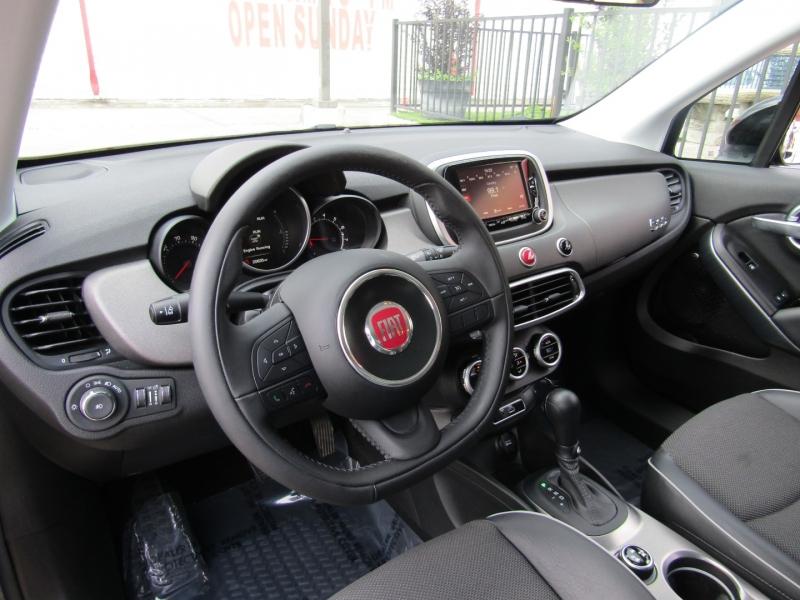 Fiat 500X 2017 price $18,950