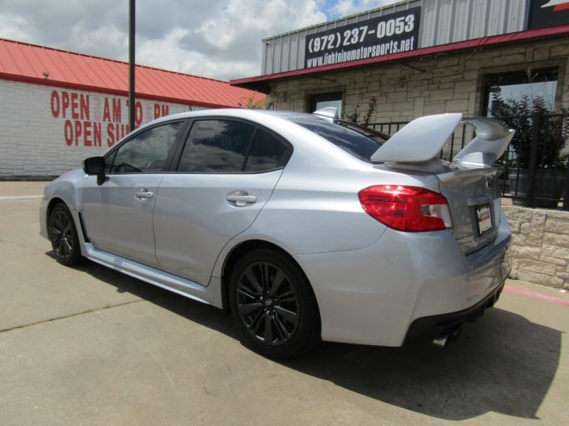 Subaru WRX 2015 price $22,995