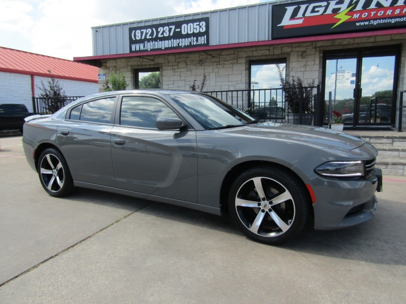 Dodge Charger 2017 price $23,950