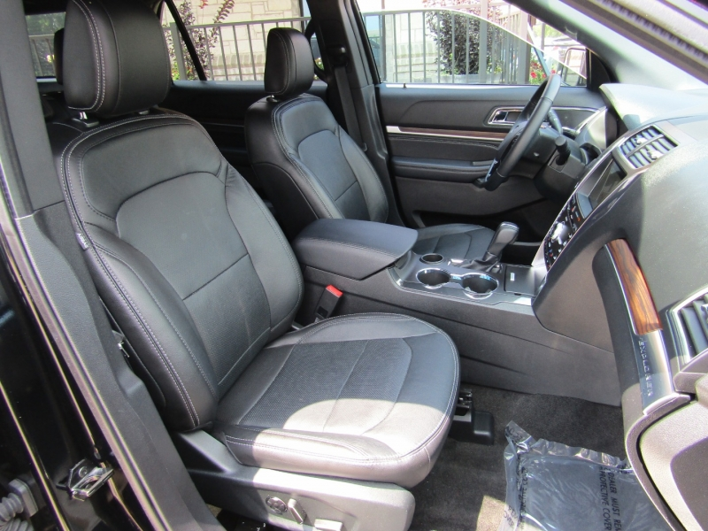 Ford Explorer 2018 price $34,850