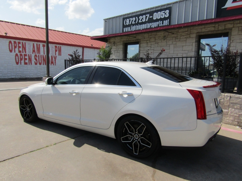 Cadillac ATS 2014 price $18,950