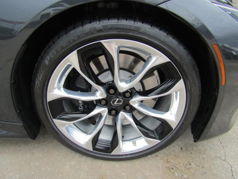 Lexus LC 2018 price $75,950