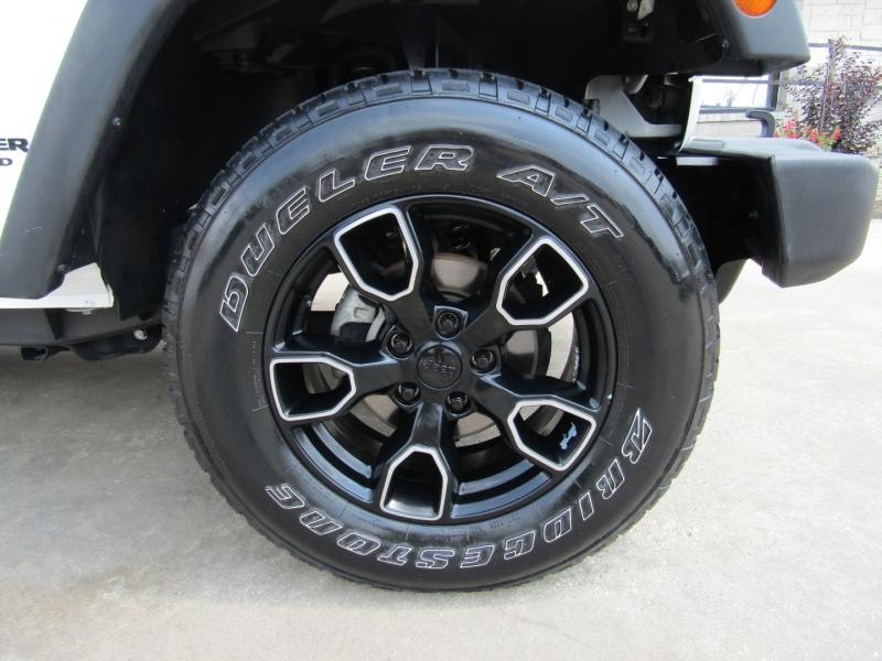 Jeep Wrangler Unlimited 2014 price $25,950