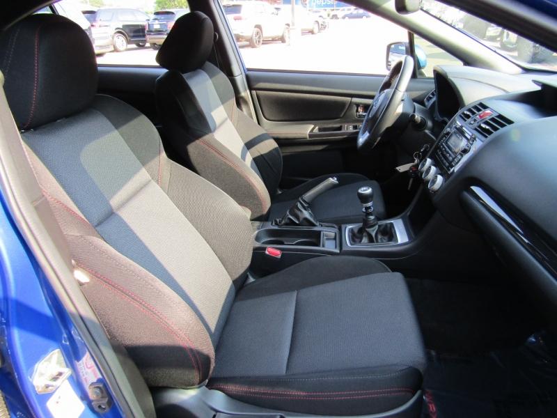 Subaru WRX 2015 price $24,850