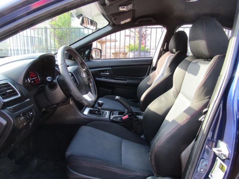 Subaru WRX 2016 price $21,950