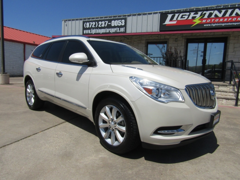 Buick Enclave 2015 price $23,995