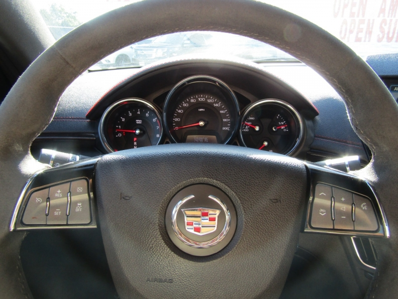 Cadillac CTS-V Coupe 2015 price $43,950
