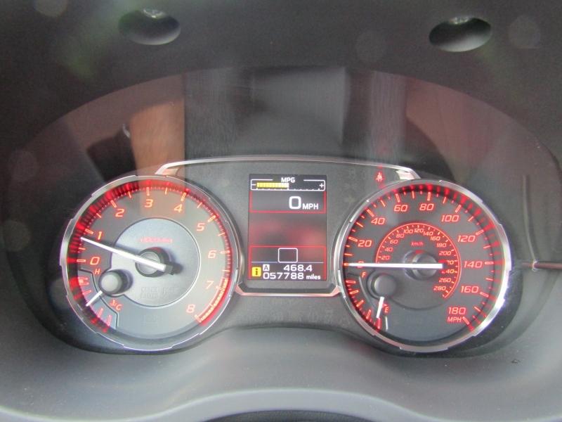 Subaru WRX 2016 price $24,950