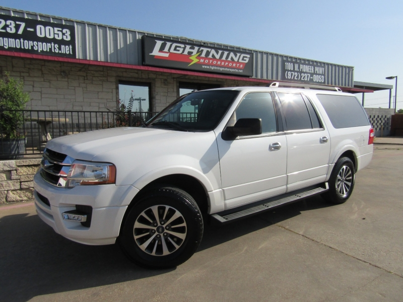 Ford Expedition EL 2015 price $23,950
