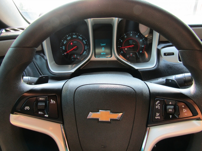 Chevrolet Camaro 2015 price $16,950