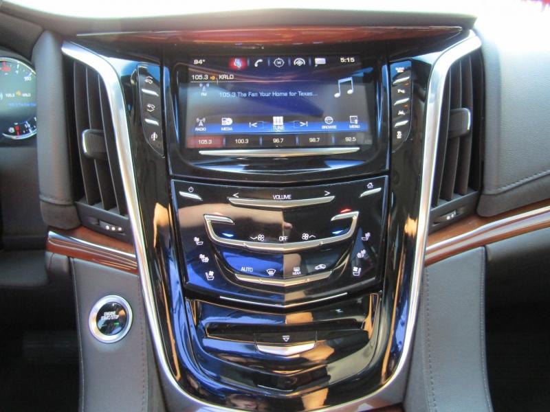 Cadillac Escalade 2016 price $52,950