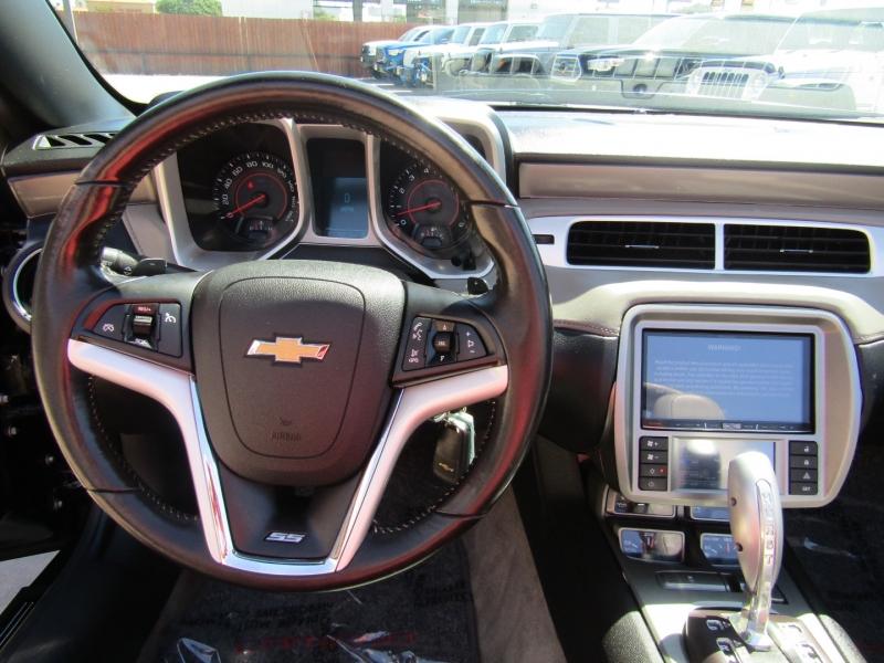 Chevrolet Camaro 2012 price $20,950