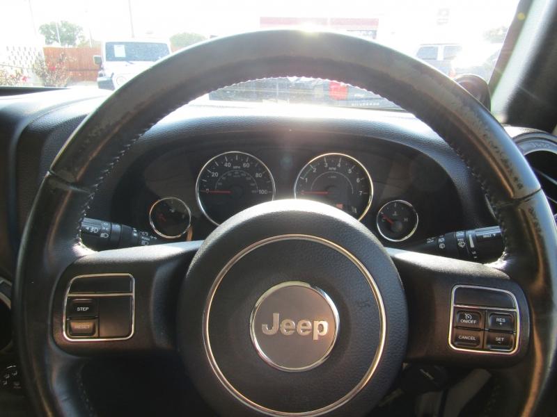Jeep Wrangler Unlimited 2014 price $24,950