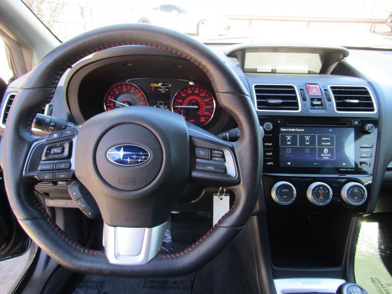 Subaru WRX 2016 price $25,950
