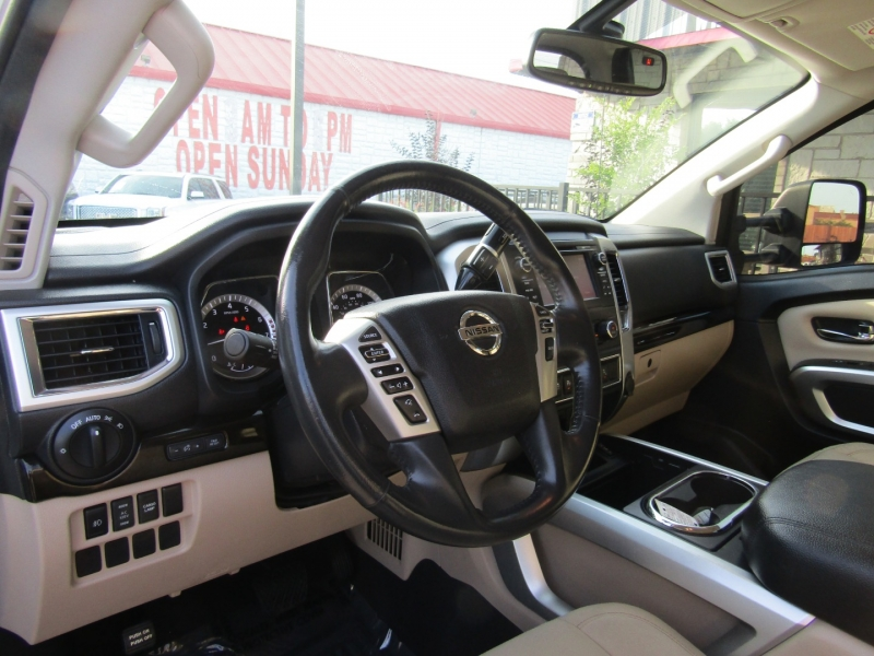 Nissan Titan XD 2017 price $34,950