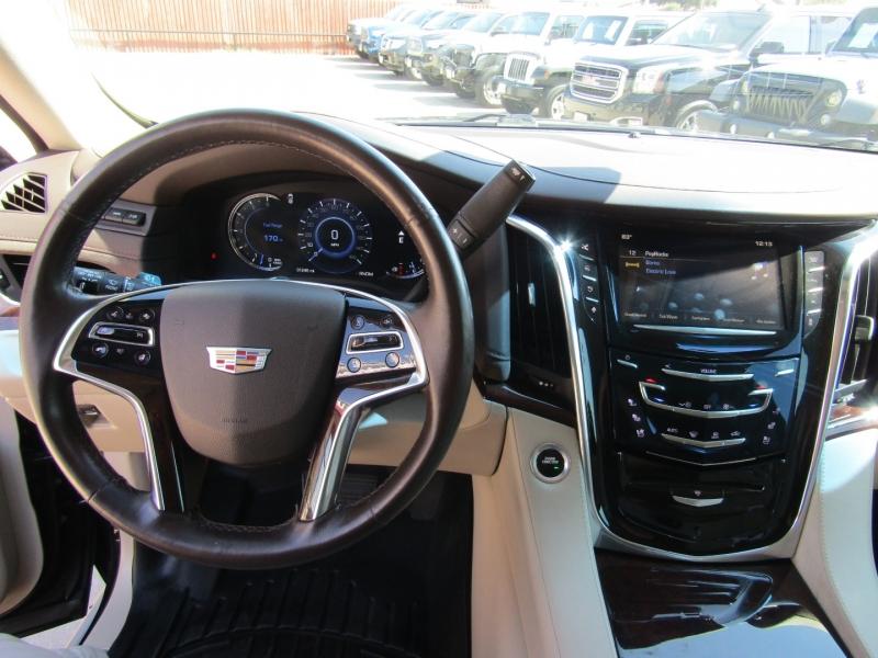 Cadillac Escalade 2016 price $45,950