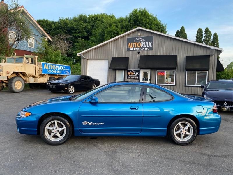 PONTIAC GRAND PRIX 1998 price $14,500