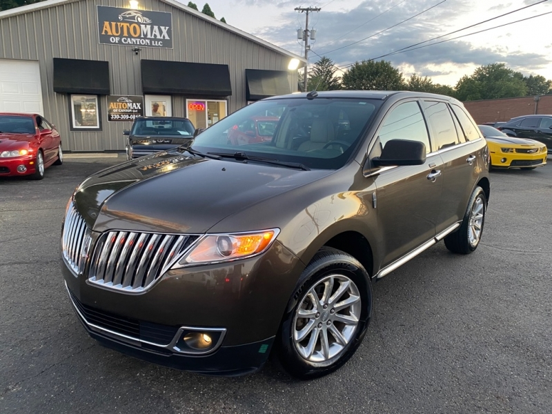 LINCOLN MKX 2011 price $11,900