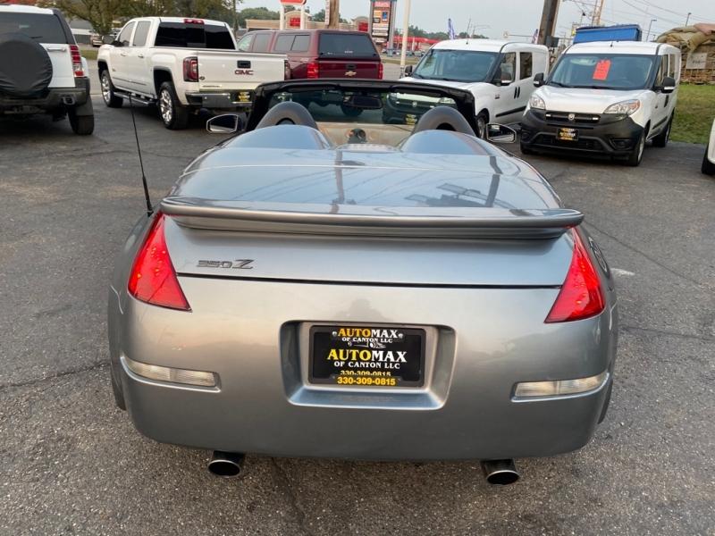 NISSAN 350Z 2005 price $8,900