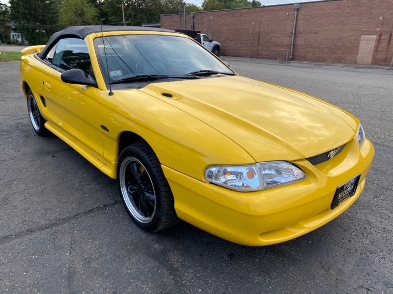 FORD MUSTANG 1998 price $8,000