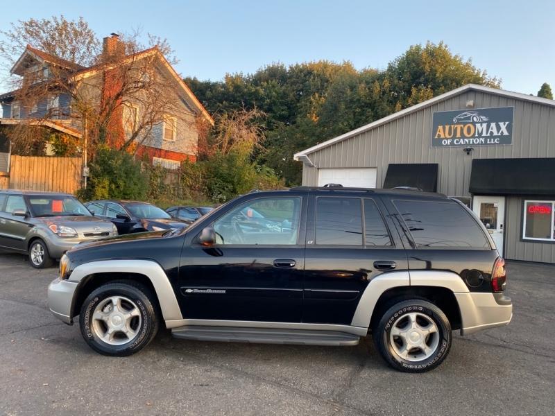 CHEVROLET TRAILBLAZER 2004 price $8,900