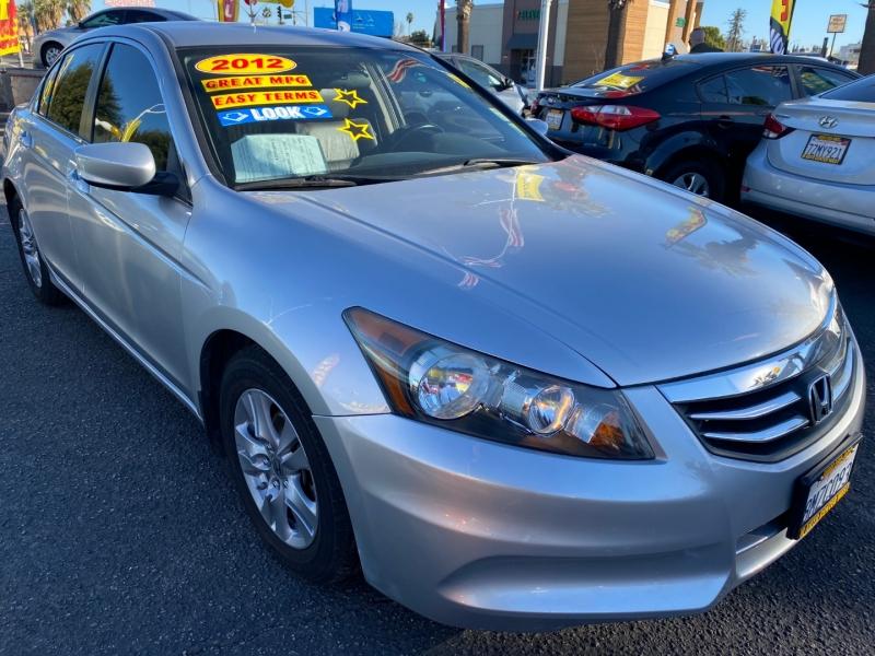 Honda Accord Sdn 2012 price $11,995
