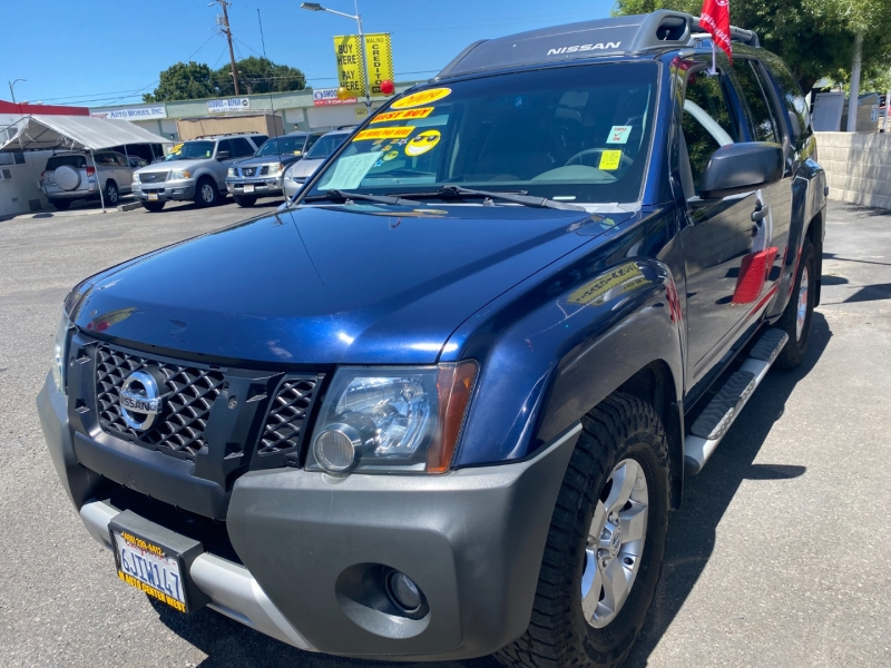 Nissan Xterra 2009 price $11,995