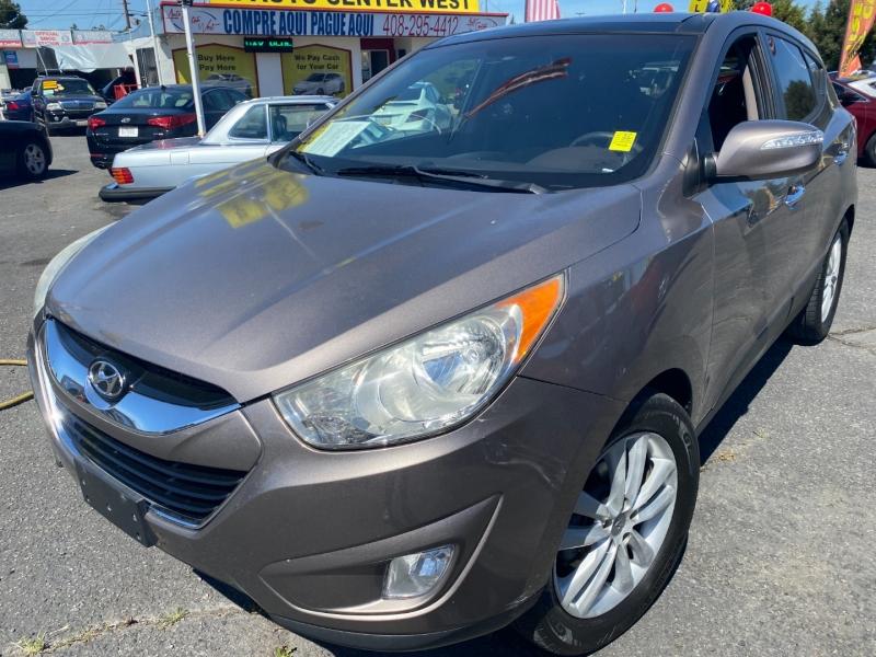 Hyundai Tucson 2012 price $12,495