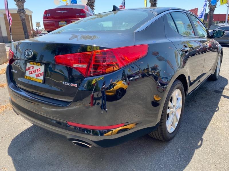Kia Optima 2012 price $12,995